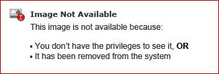premium content area message